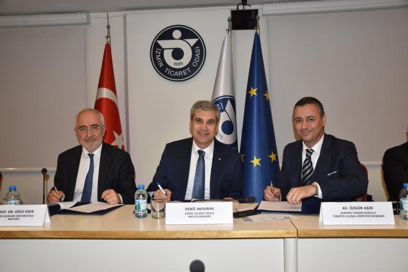 Signature d'un partenariat avec la Cour Européenne d'Arbitrage